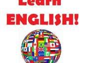 (let's speak english) hablemos en inglés
