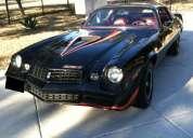 Chevrolet camaro z28, 1978  motor v8 350 automático deportivo