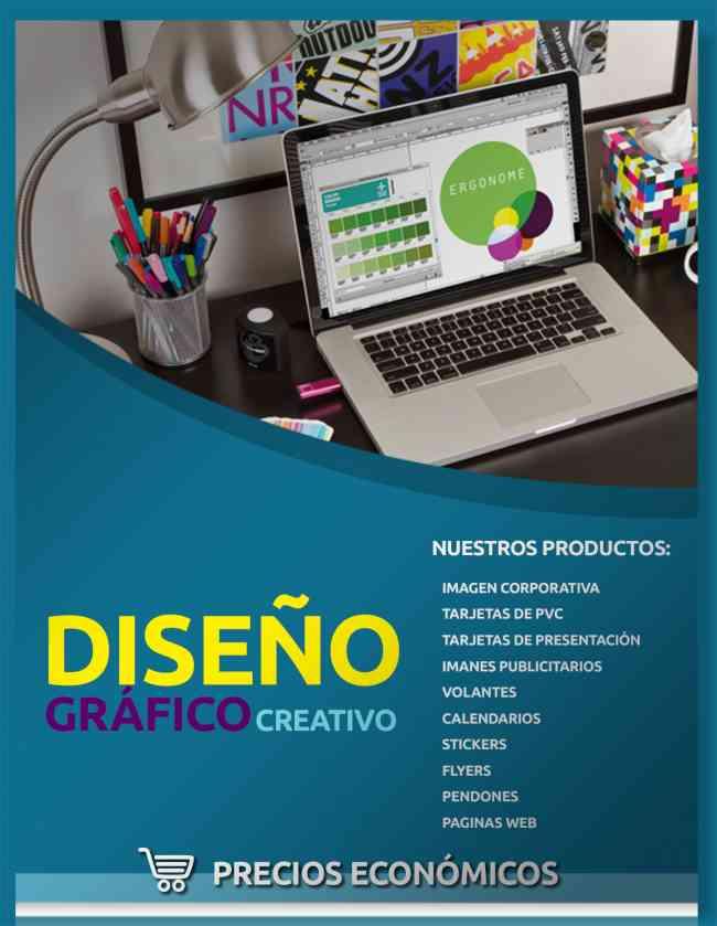 Diseño Grafico  - Impresion Digital - Diseño Web
