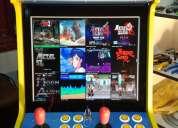 Maquina arcade multijuegos nueva excelente calidad