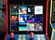 Video game arcade ochentero multijuegos nuevo