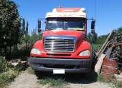 tracto camión freigtliner columbia 6x4 año 2007