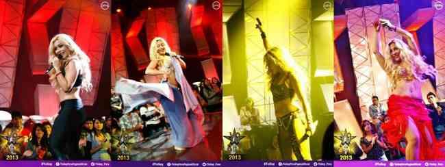 Doble de Shakira para eventos