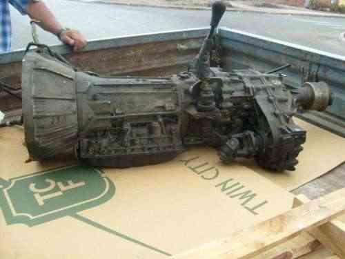 caja automatica nissan terrano importada