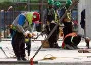Limpieza techumbres y construccion