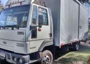 Vendo camion  ford cargo 915  2005