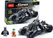 Lego batman (lego alternativo)the tumbler batmobile