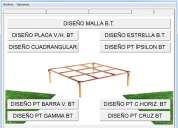 Software originales orientado a sistemas de puestas a tierra