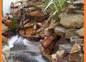 Caidas de agua para interior
