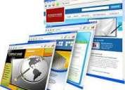 Diseño web y servicio técnico pc para empresas y personas