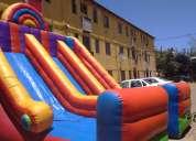 Tobogan inflable para eventos infantiles