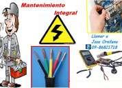 Manteciones integrales (electricas y otros)
