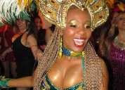 Batucada en vivo brasil show carnaval legitimo de brasil contrate ahora mismo