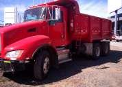 Camión kenworth t460 6x4 año 2010 tolva de 14m3