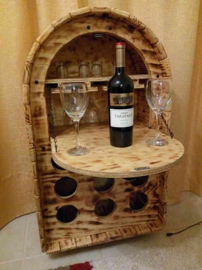 Muebles de madera rusticos   coquimbo   hogar   jardin   muebles ...