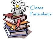 Clases particulares a domicilio mat/qca/fca 6000/hora(60 min) enseÑanza basica y media