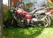 vendo moto chopper 150 cc