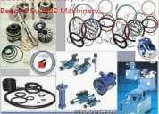 Sistema hidráulico excavadora cat m322/m325