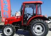 Tractor agrícola df-654 cab.