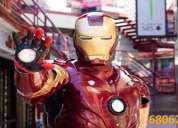 Iron man para eventos, venta del traje