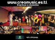 Karaoke para eventos a domicilio - creamusic eventos
