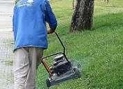 Maestro jardinero lo barnechea