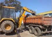 Demoliciones en todo santiago 227033466  arriendo excavadora con martillo
