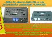 Decodificador satelital premium full hd magic m600