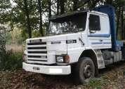 scania 113 6x4 año 1998 carroceria forestal y carro