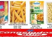 Distribuidora productos congelados
