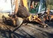 Arriendo minicargador con martillo en stgo227033466 retroexcavadora excavadora  demoliciones