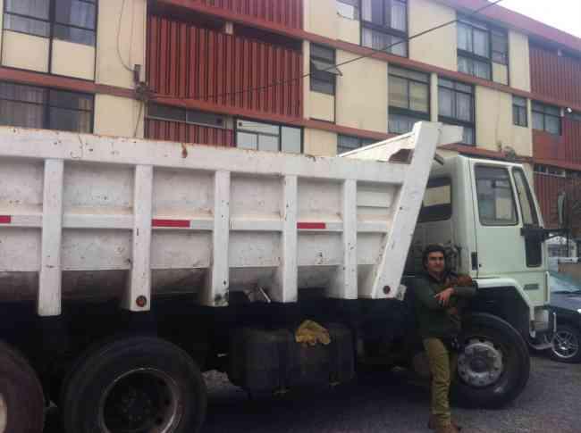 retiro escombros en ñuñoa 227033466 macul demoliciones stgo FLETES