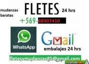 Aqui servicio de mudanzas huechuraba 0968307410