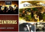 Banda musical excentrikos antofagasta