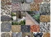 Piedras para jardin servicios integrales