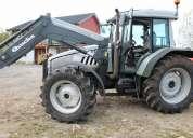 tractor lamborghini año 2005