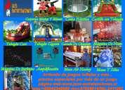 Arriendo de juegos inflables en curico y alrrededores
