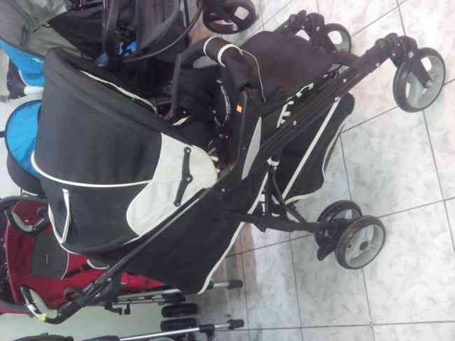 Coche Travel System METRO INFANTI