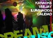 Karaoke ,veejay , dj para fiestas a domicilio