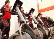 Mantención de máquinas de ejercicios trotadoras y elípticas