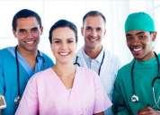 Los médicos, enfermeras, farmacéuticos, drivers, oficiales de seguridad en ee.uu.