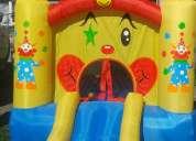 Juegos inflables y cama elÁstica