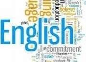 Excelentes clases de inglés.aprendizaje rápido y efectivo.