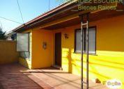 Vende casa poblacion ferroviaria los andes