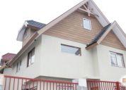 Hermosa casas nuevas l san sebastian 140 mts2 compra sin iva 5000 uf