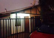 Vendo casa en villa el arrayan maipú 122 m2 52 m2 construido.consultar!