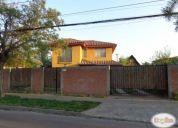 Bella y gran casa, cerca de metro vicente valdes,consultar!
