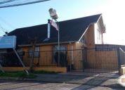 Hermosa casa en curanilahue ( con subsidio)