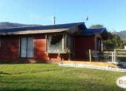 Vendo casa muy bonita en loteo privado pocos minutos de lican-ray