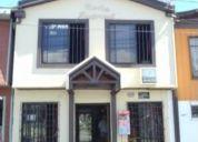 Propiedades restaurante 170m2 barrio chino lirquen